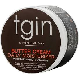 TGIN Butter Cream Daily Moisturizer 12 oz - Product Junkie DC