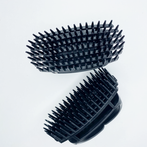 The Coil Brush - The Combo Hair & Beard Brush - Product Junkie DC