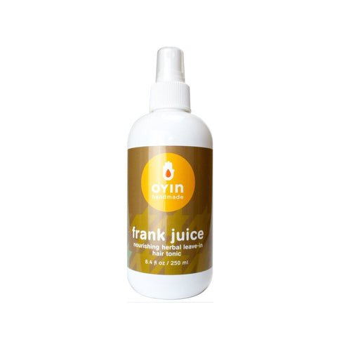 Oyin Frank Juice Nourishing Herbal Leave-In Hair Tonic