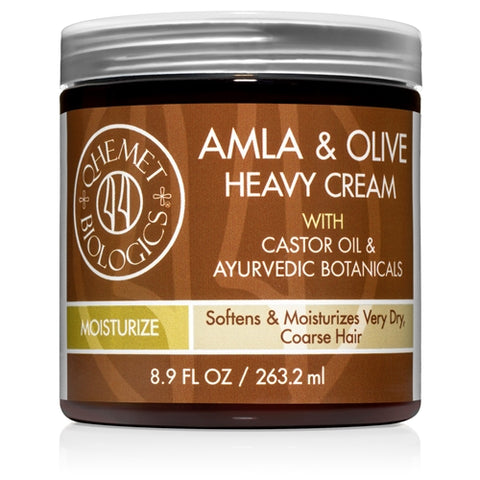 Qhemet Biologics Amla & Olive Heavy Cream - Product Junkie DC