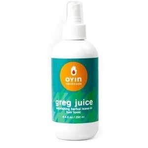 Oyin Greg Juice Nourishing Herbal Leave-In Hair Tonic