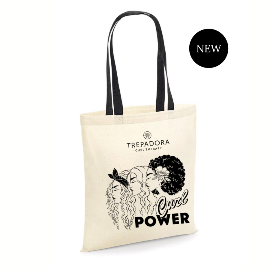 Trepadora Curl Power Tote Bag - Product Junkie DC