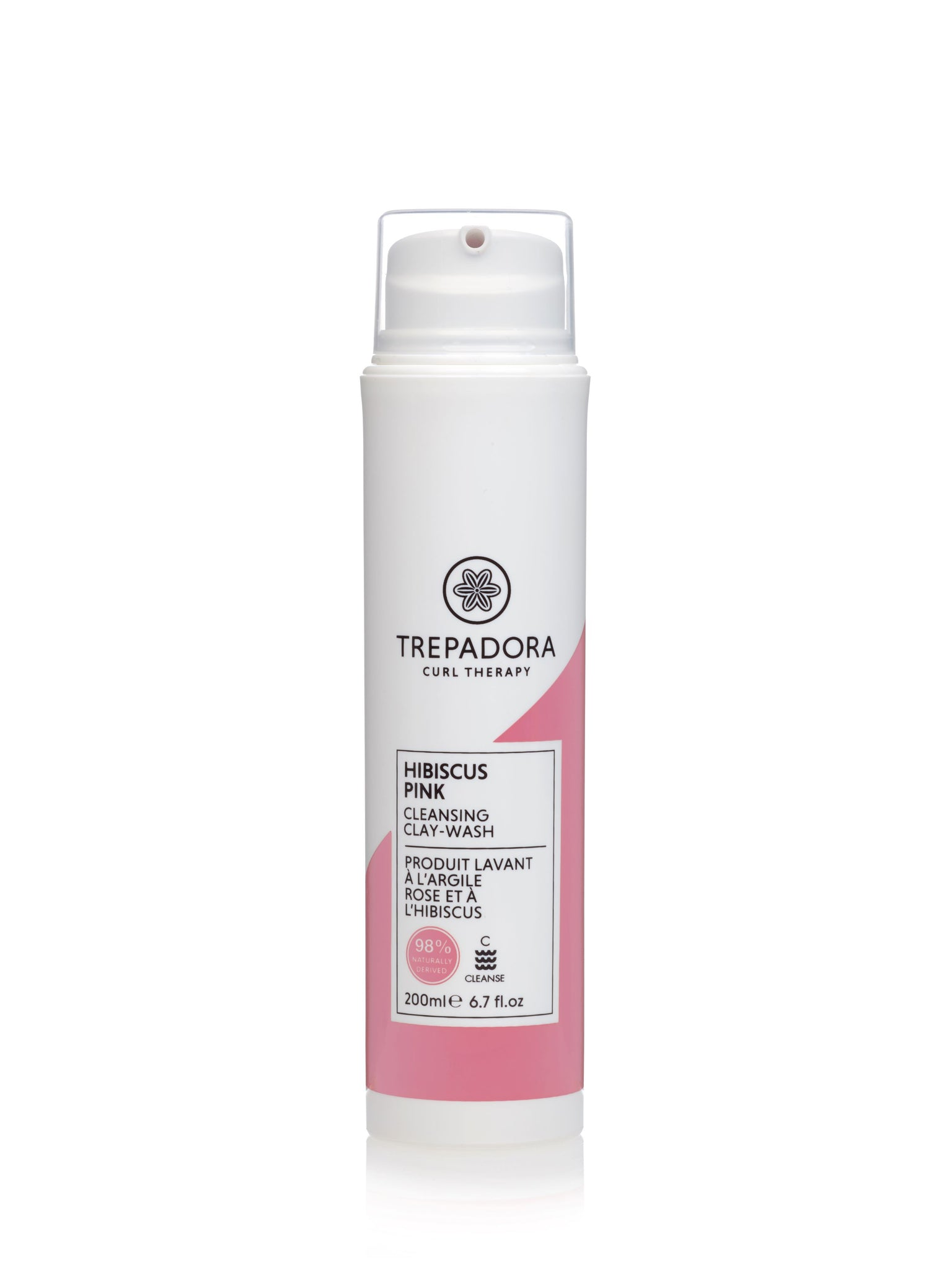 Trepadora Hibiscus Cleansing Clay Wash 200ml - Product Junkie DC