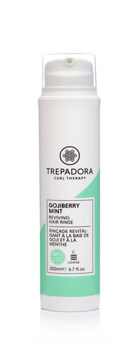 Trepadora Gojiberry Mint Reviving Hair Rinse 200ml - Product Junkie DC