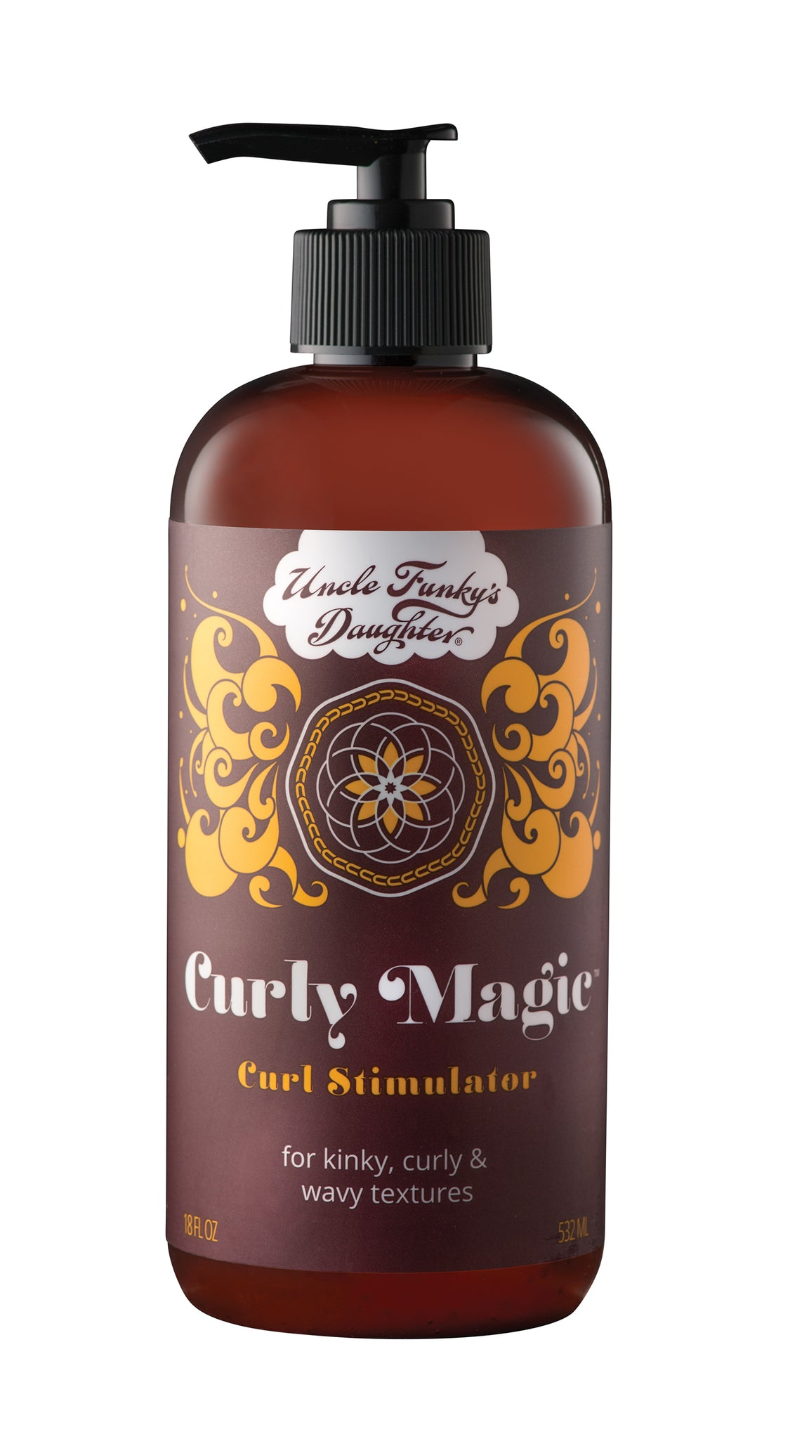 Uncle Funky's Daughter Curly Magic Curl Stimulator - Product Junkie DC