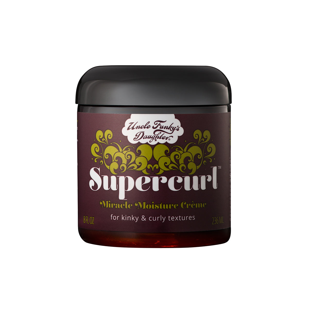 Uncle Funky's Daughter Supercurl Miracle Moisture Creme 8oz - Product Junkie DC