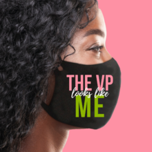 Wrapperoo The VP Looks Like Me Cooling Face Masks - Product Junkie DC