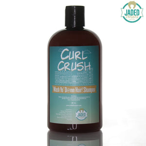 Curl Crush Wash Yo Damn Hair Shampoo - Product Junkie DC