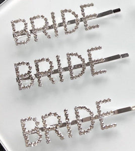 Rhinestone Bling Hair Pins - Various Styles - Product Junkie DC