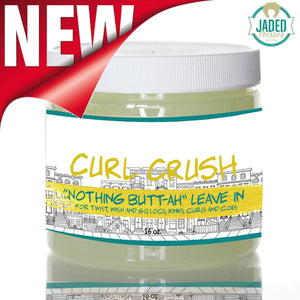 Curl Crush Nothing Buttah Leave-In