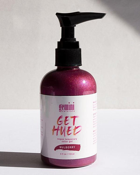 Gemini Naturals Get Hued Vegan Temporary Color Gel 4 oz (Multiple Colors) - Product Junkie DC