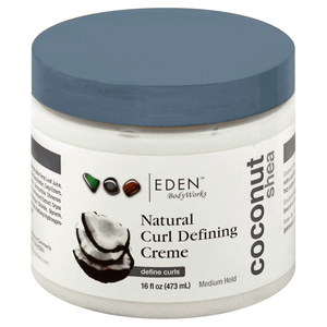Eden Natural Curl Defining Creme Coconut Shea