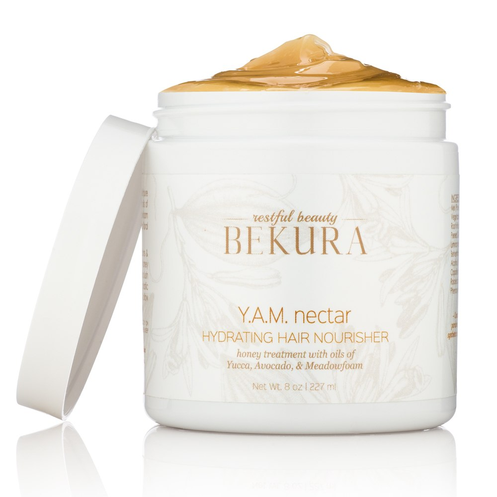 Bekura Y.A.M nector Hydrating Hair Nourisher 9 oz - Product Junkie DC