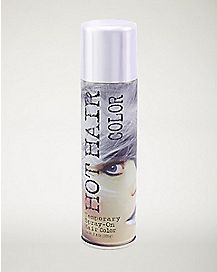 MAKEUP: Hot Hair color spray,  Silver 57g