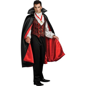 ADULT COSTUMES:  Vampire Costumes Male And female