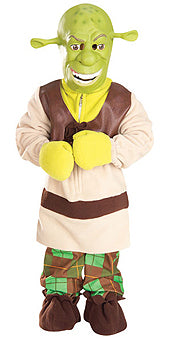 KIDS COSTUMES:  Shrek Deluxe costume