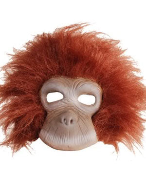 MASK:  Chimpanzee Mask