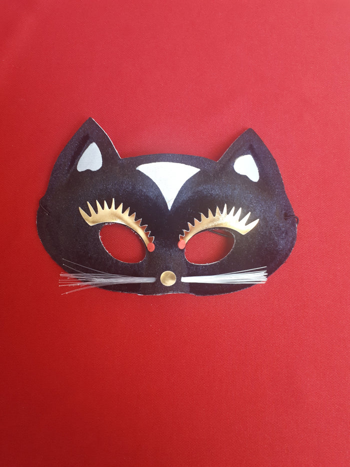 MASK: Black Kitty