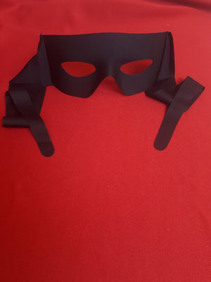 MASK: Adult Black Mask