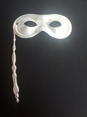 MASK: Party Mask Silver
