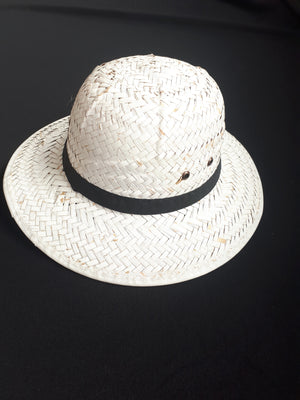 HAT: Pith safari helmet
