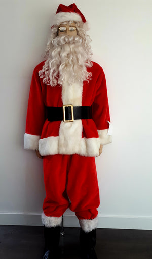 COSTUME RENTAL - S102 PREMIER SANTA CLAUSE...