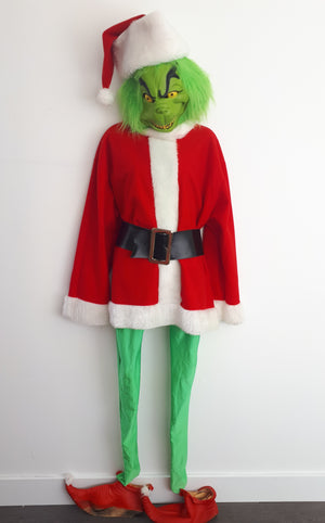 COSTUME RENTAL - S127 GRINCH