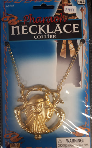 ACCESS: Pharaoh Necklace