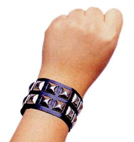 ACCESS: Studded Wristband