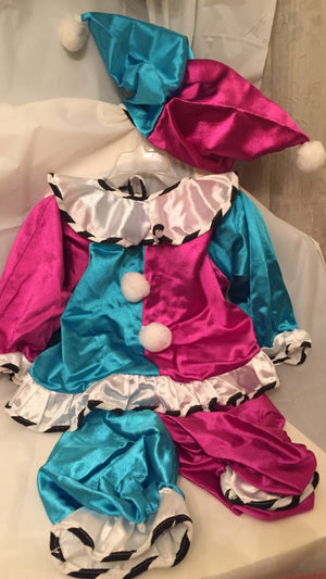 KIDS COSTUME: Pretty Pierrot Costume
