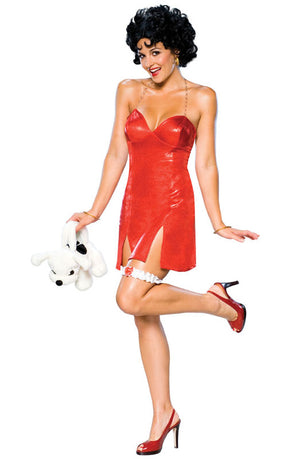 ADULT COSTUME: Betty Boop