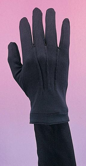 ACCESS: Gloves, Short Black