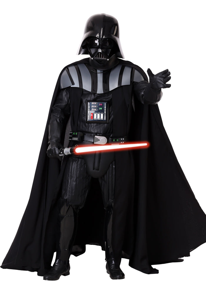 COSTUME RENTAL - E89 Darth Vader Supreme.