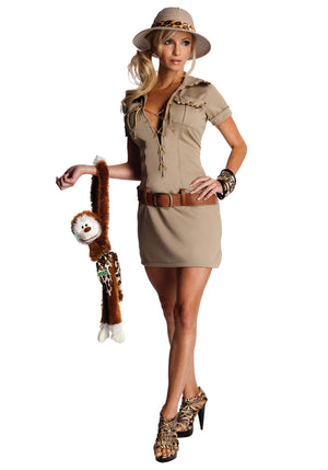 ADULT COSTUME: Jane the Hunter costume