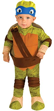 KIDS COSTUME: Teenage Ninja Turtle for Kids