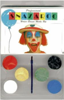 MAKEUP: Snazaroo Face Painting Kit