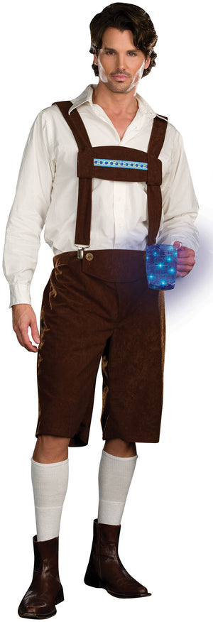 ADULT COSTUME: Fritz Go Lightly Costume