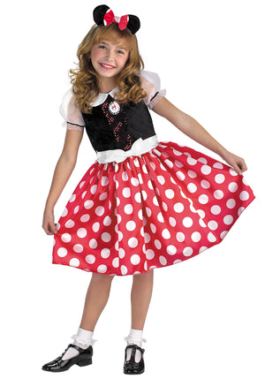 KIDS COSTUME: Minnie Mouse Disney costume