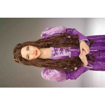 WIG: Guinevere Brown Wig