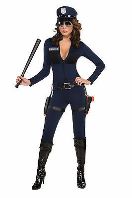 ADULT COSTUMES:  Traffic Stoppin' Cop Costume