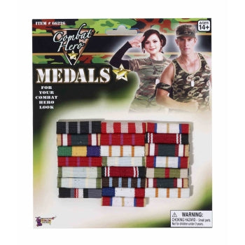 ACCESS: Military Medal bars