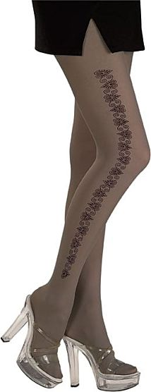 ACCESS: Tights heart print
