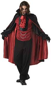 ADULT COSTUME: Count Blood Thirst Medium