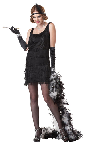 ADULT COSTUME: 1920's Fashion Flapper Costume