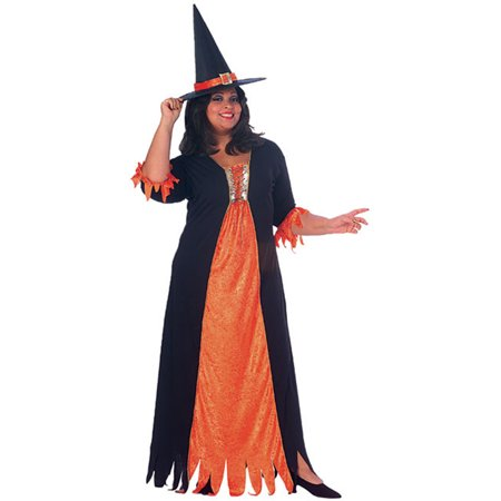 ADULT COSTUME: Gothic Witch
