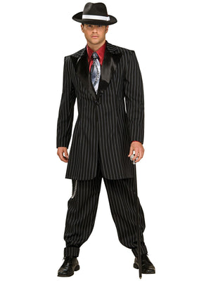 ADULT COSTUME: 1920's Gangster Swankster Zoot Suit