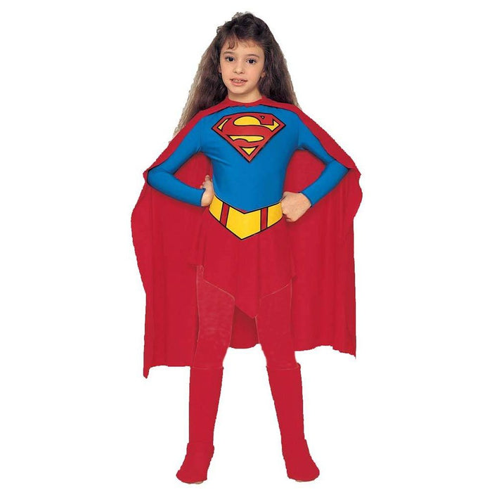 KIDS COSTUME: Supergirl Small costume