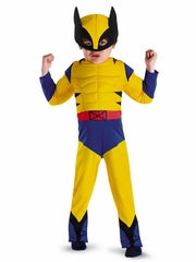 KIDS COSTUME: Wolverine Small boys