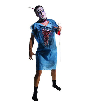 ADULT COSTUMES:  Zombie Patient