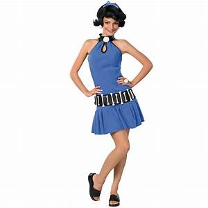 ADULT COSTUME: Betty Rubble Costume